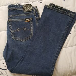 Parasuco Boot Cut/High Rise Jeans